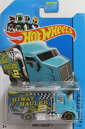 Hot Wheels City - Hiway Hauler 2