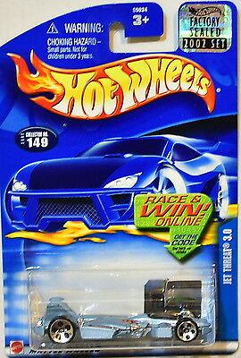 Hot Wheels Mattel Wheels - Jet Threat 3.0