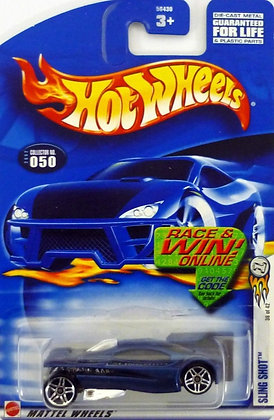 Hot Wheels First Editions - Sling Shot