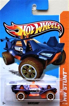 Hot Wheels Stunt - Quicksand