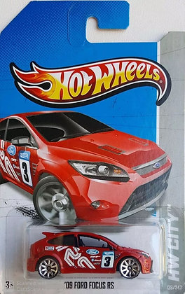 Hot Wheels City - '09 Ford Focus RS