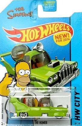 Hot Wheels City - The Homer