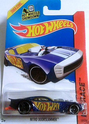 Hot Wheels Race - Nitro Doorslammer