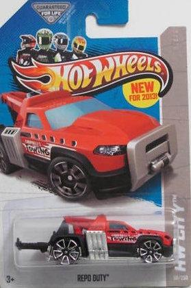 Hot Wheels City - Repo Duty