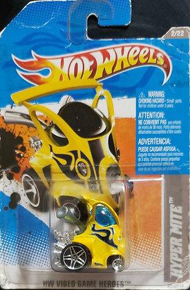 Hot Wheels Video Game Heroes - Hyper Mite