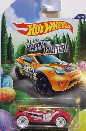 Hot Wheels Happy Easter - Super Gnat