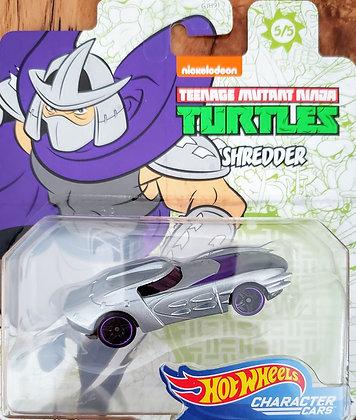 Hot Wheels Character Cars - Tartarugas Ninjas Shredder