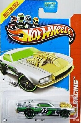 Hot Wheels Racing - Rivited