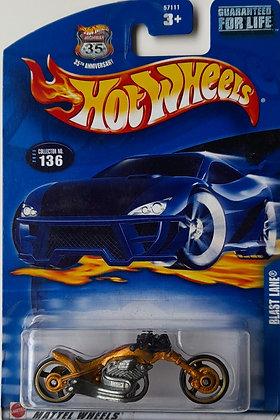 Hot Wheels Mattel Wheels - Blast Lane
