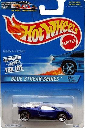 Hot Wheels Blue Streak - Speed Blaster