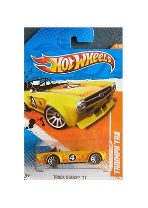 Hot Wheels Track Stars - Triumph TR6