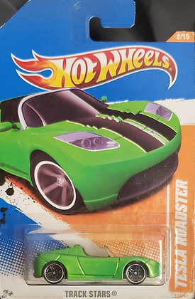 Hot Wheels Track Stars - Tesla Roadster