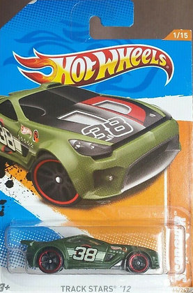 Hot Wheels Track Stars - Scorcher