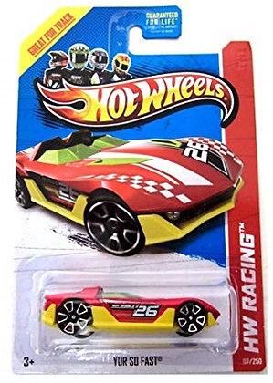 Hot Wheels Racing - Yur So Fast