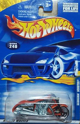 Hot Wheels Mattel Wheels - Scorchin' Scooter