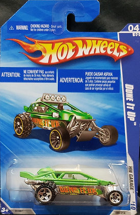 Hot Wheels Garage - Dune It Up