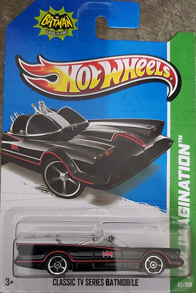 Hot Wheels Imagination - Classic TV Series Batmobile