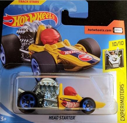 *T-HUNT* Hot Wheels Experimotors - Head Starter