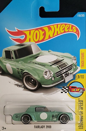 Hot Wheels Legends of Speed - Fairlady 2000