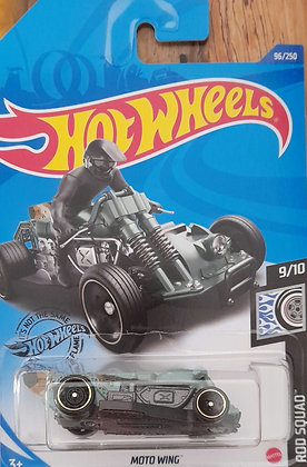 Hot Wheels Rod Squad - Moto Wing