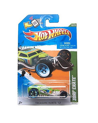 *T-HUNT* Hot Wheels Treasure Hunts 12 - Surf Crate