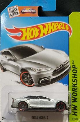 Hot Wheels Workshop - Tesla Model S