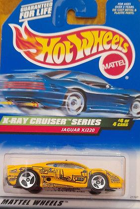 Hot Wheels X-Ray Cruiser  - Jaguar XJ220