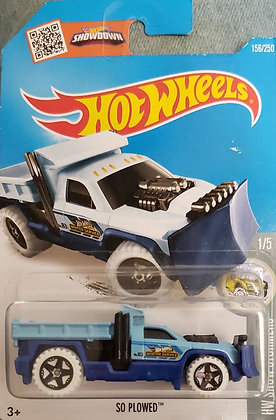 Hot Wheels Snow Stormers - So Plowed