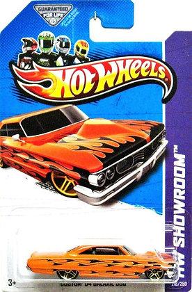 Hot Wheels Showroom - Custom '64 Galaxie 500