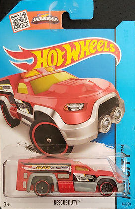 Hot Wheels City - Rescue Duty