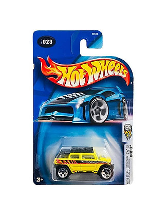 Hot Wheels First Editions - Rockster