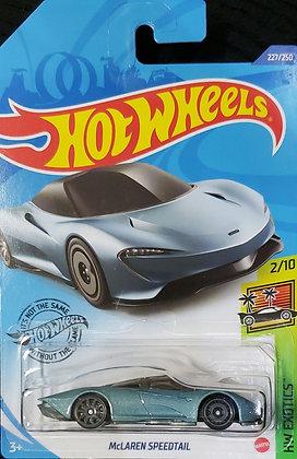 Hot Wheels Exotics - McLaren Speedtail