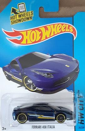 Hot Wheels City - Ferrari 458 Italia