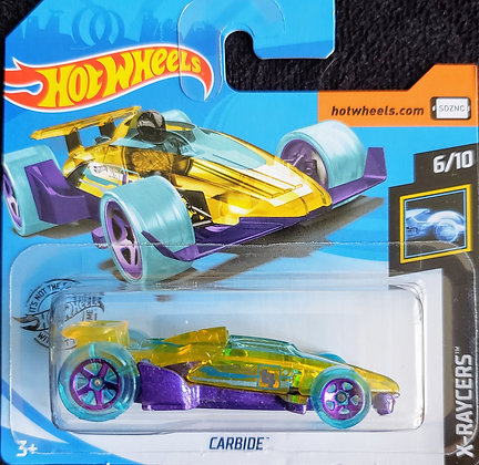 Hot Wheels X-Raycers - Carbide