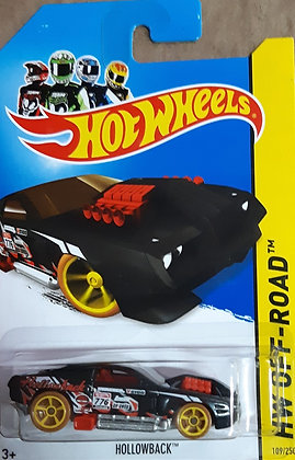 Hot Wheels Off-Road - Hollowback