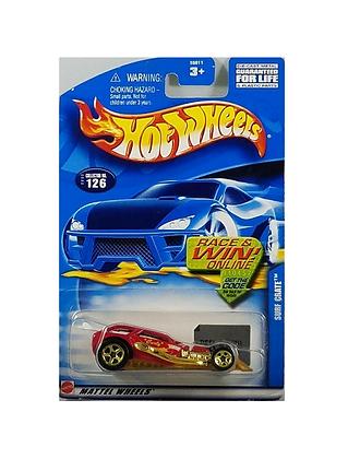Hot Wheels Mattel Wheels - Surf Crate
