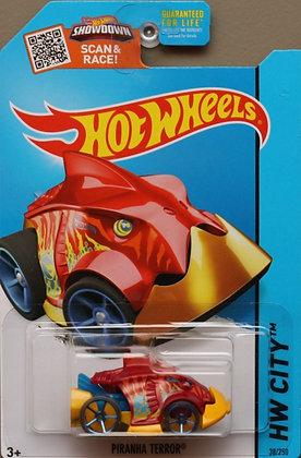 *T-Hunt* Hot Wheels City - Piranha Terror