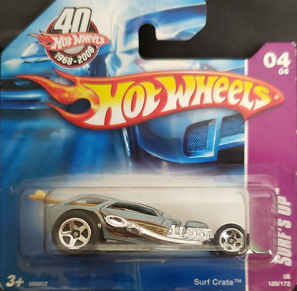 Hot Wheels Surf's Up - Surf Crate