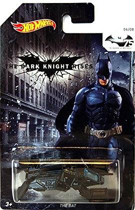 Hot Wheels Batman - The Bat (75 anos)