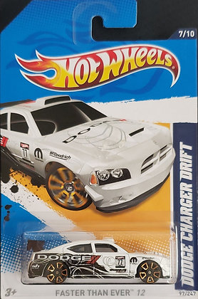 Hot Wheels Faster than Ever - Dodge Charger Drift