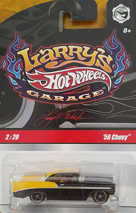 Hot Wheels Larry's Garage - '56 Chevy