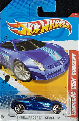 Hot Wheels Thrill Racers - Cadillac Cien Concept
