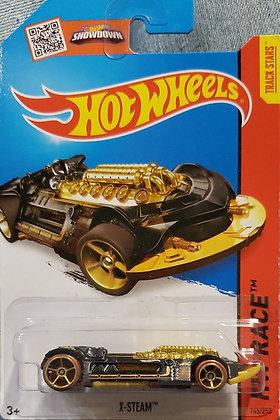 Hot Wheels Race - X-Steam