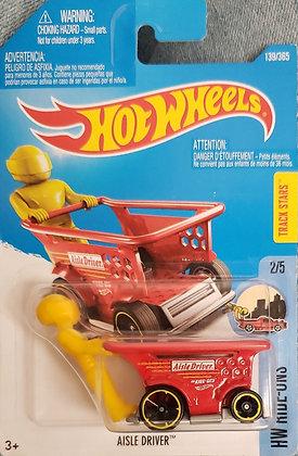 Hot Wheels Ride-Ons - Aisle Driver