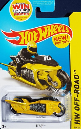 Hot Wheels Off-Road - Fly-By