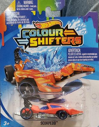 Hot Wheels Colour Shifters - Scorpedo