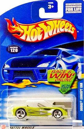 Hot Wheels Mattel Wheels - Dodge Concept Car