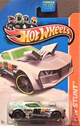 Hot Wheels Stunt - Twinduction