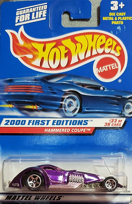 Hot Wheels First Editions - Hammered Coupe
