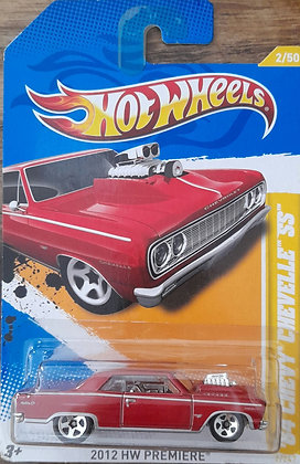 Hot Wheels Premiere - '64 Chevy Chevelle SS